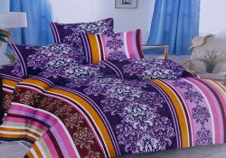 Simal Creation Double Size Bedsheet - 100% Fine Cotton - (SI-46)
