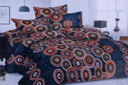 Simal Creation Double Size Bedsheet - 100% Fine Cotton - (SI-48)