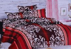 Simal Creation King Size Bedsheet - 100% Fine Cotton - (SI-50)