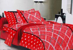 Sparsh Bedsheet - 100% Fine Cotton - (SP-08)