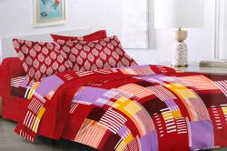 Sparsh Bedsheet - 100% Fine Cotton - (SP-26)