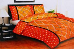 Sparsh Bedsheet - 100% Fine Cotton - (SP-27)