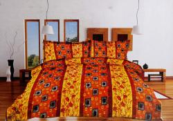 Sparsh Bedsheet - 100% Fine Cotton - (SP-33)