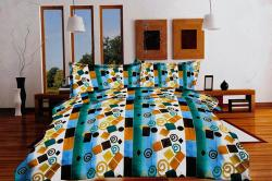 Sparsh Bedsheet - 100% Fine Cotton - (SP-36)