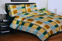 Supriya Bedsheet - 100% Fine Cotton - (SU-08)
