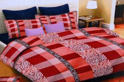 Supriya Bedsheet - 100% Fine Cotton - (SU-19)