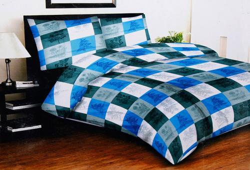 Supriya Bedsheet - 100% Fine Cotton - (SU-21)