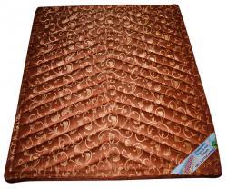 "Cotton High Quality Mattress - 72""x60"" - (SD-102)"