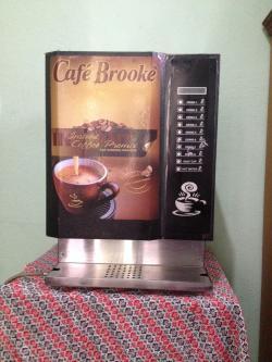 COFFEE TEA SOUP Vending Machine