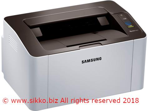 Samsung WireLess laser Printer: ML2021W