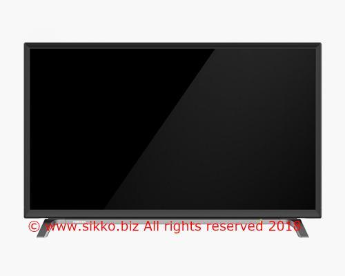 """Toshiba 43"""" LED 43L5650VE Smart Television"""