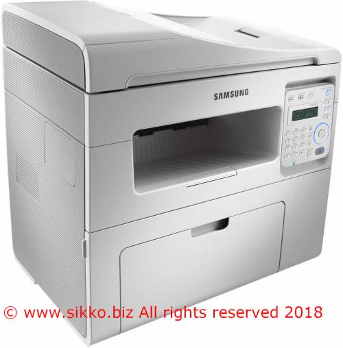 Samsung SCX4521F 4 in 1 Printer