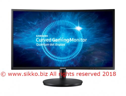 Samsung Curve Gaming Monitor LC27FG70FQWXND