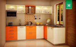 Full modular kitchen