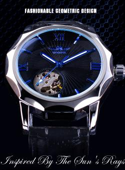 Mechanical Watch Clock Mens Watch Top Brand