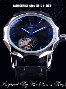 Mechanical Watch Clock Mens Watch Top Brand