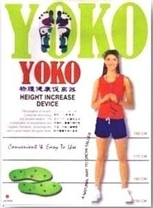 Yoko Height Increaser