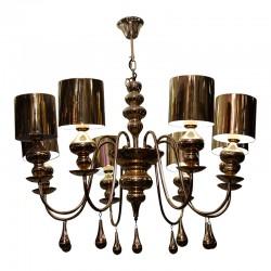 Classic European Style Brass Pendant Light - Elegant Range Chandelier