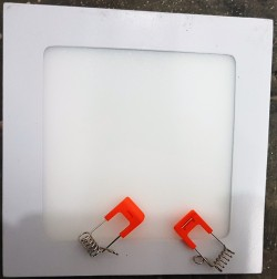 LED 12W Slim panel Light