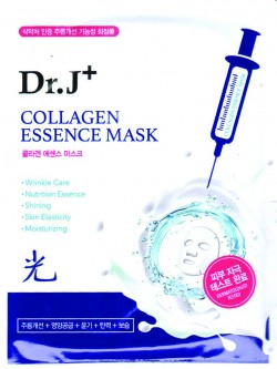 Korean Dr.J+ Face Mask. Save time, be beautiful in 20 minutes.