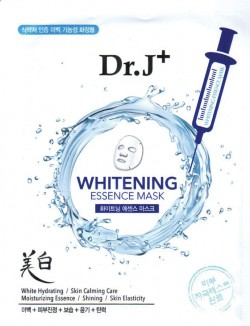 Korean Dr. J+ Face Mask. Save time, be beautiful in 20 minutes.