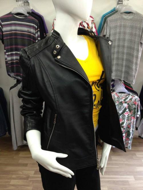 leather jacket(women)