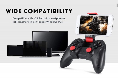 S6 wireless gamepad