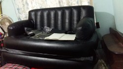 5 in 1inflatable sofa