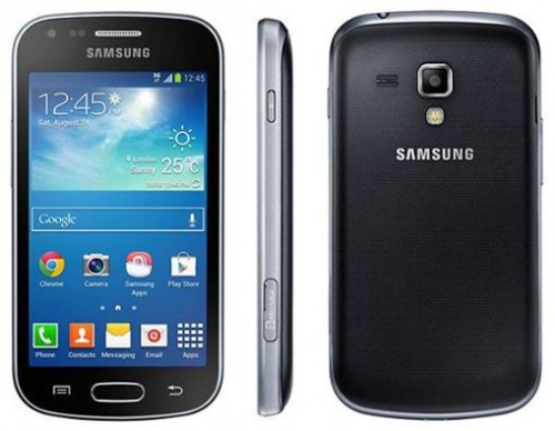 Rāchés Níbó'ěr Rén May 23 Samsung Galaxy Trend Plus