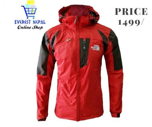 WATERPROOF GORE-TEX Jacket