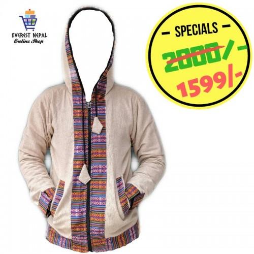 Bhutanese Design Jacket