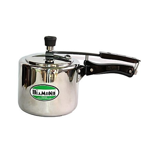Diamond Stainless Steel Pressure Cooker(3Ltr)