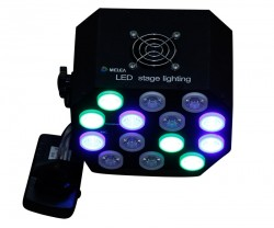 LED Disco Light - Snowball Stage Light