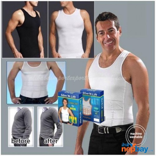 Slim N Lift ( Slimming Shirt For Men)