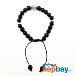 Black Onyx Wrist Mala