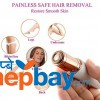 Finishing Touch Flawless Women's Painless Hair Remover