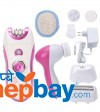 Kemei 6in1 Womens Epilator Electric Hair Removal Km-3066