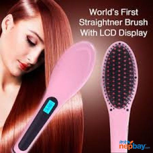 Fast Hair Straightner Comb
