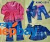 3 Piece Baby Girl Dress Set    K-MC-1211