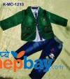 Baby Boys 3 Piece set K-MC-1213