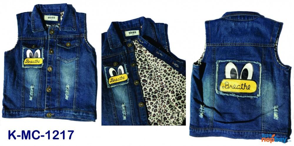 Half Jeans Jacket