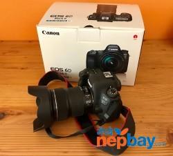 Canon Eos 6D Mark II+kITS