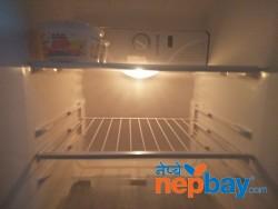 LG Refrigerator with Locking System