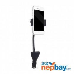 Car Smartphone Holder with Charger