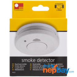 Magnetic Smoke Detector