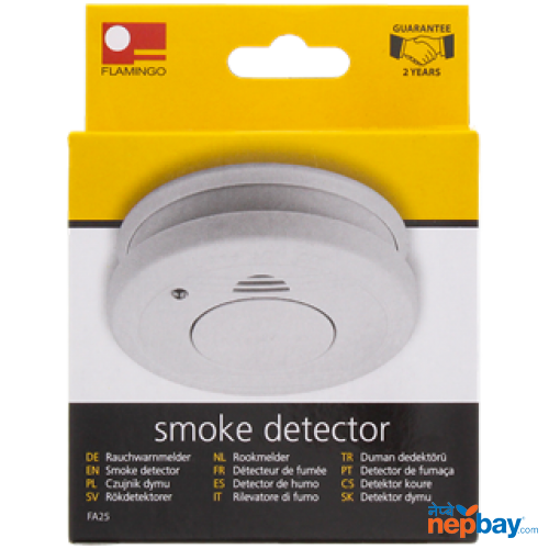 Magnetic Smoke Detector