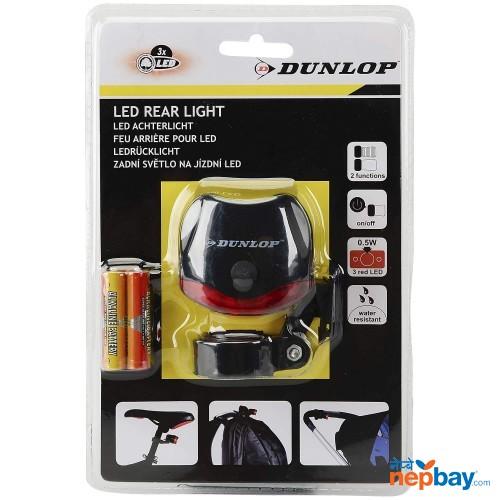 Dunlop back lighting for bike