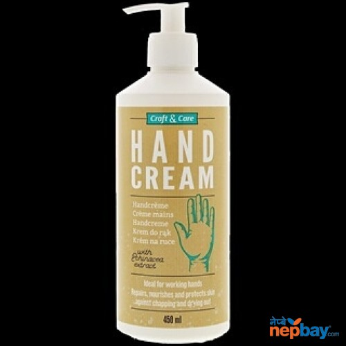Hand Cream  by Craft and Care