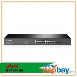 WI-TEK Switch-WI-PS518G