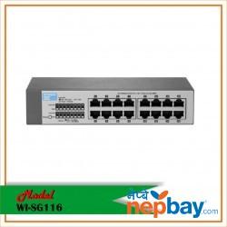 WI-TEK Switch-WI-SG116